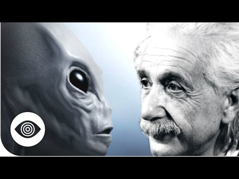 Did Einstein Know The Truth About Aliens?