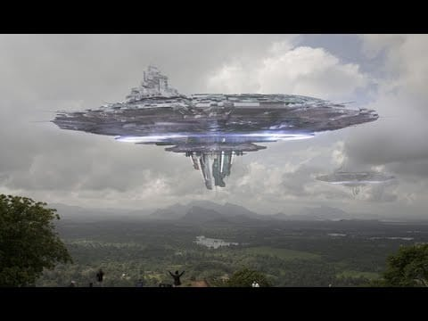 The Incredible Alien UFO FLEET Sighting of May 16, 1808 in Sweden