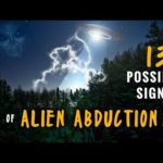 Alien Abduction: 13 Potential Signs