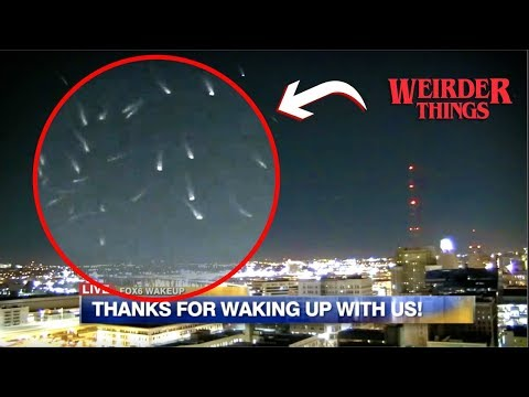 Strange UFO sightings Above Milwaukee 2018