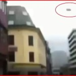 Latest UFO Sighting Oslo Norway Bomb Explosion