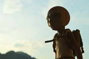 what does the word extraterrestrial really mean?
