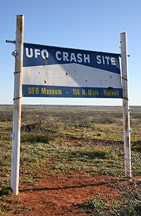 UFO crash in Roswell NM