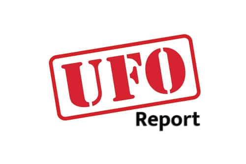 UFO Sighting Report Larkspur, California, USA; December 2, 2017