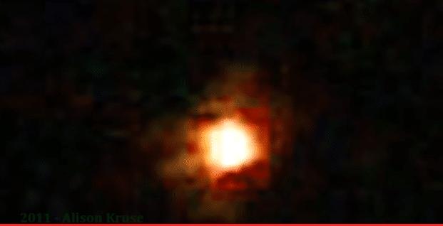 UFO Sighting 2011 in Pennsylvania